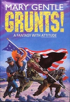 Grunts! Corgi/Bantam - Les Edwards