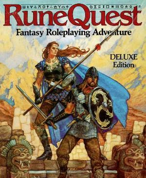 Avalon Hill - RQ 3rd Ed