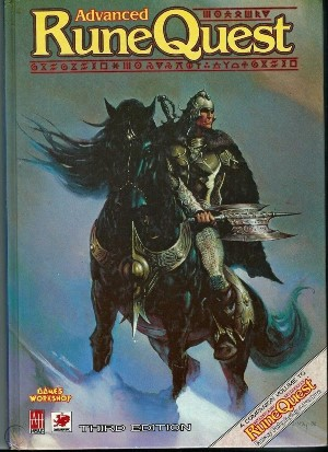 Third Edition (Advanced) - Games Workshop